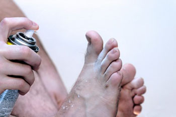 athletes foot treatment in the Arlington, TX 76013 area