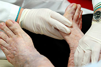 geriatric foot care treatment in the Arlington, TX 76013